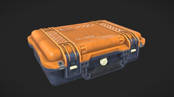 Onera Vigor Hardcase 3D Model