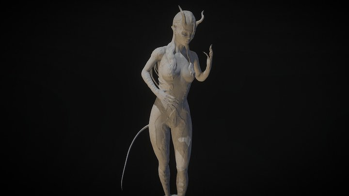 Myrkur 3D Model