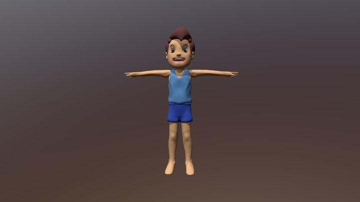 Lucas 3D Model