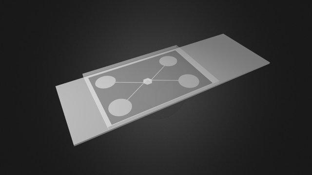 CDR Chip[eng] 3D Model