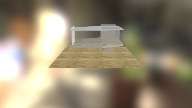 amanda james 3D Model