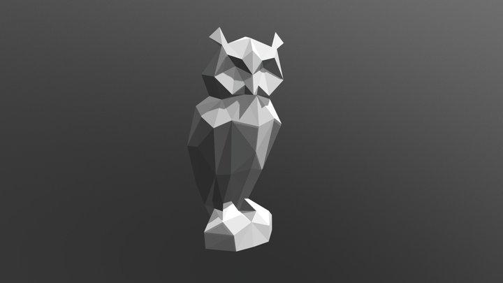 OWL 2 3D Model