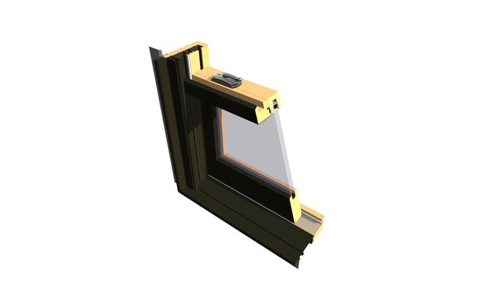 EC 300 Corner 2 3D Model