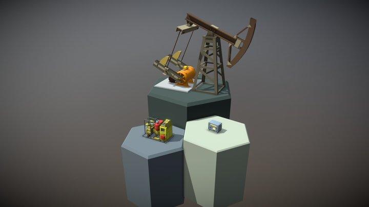 HW 4 3D Model