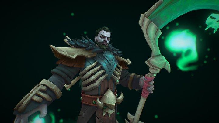 Nozhul, The Reaper 3D Model