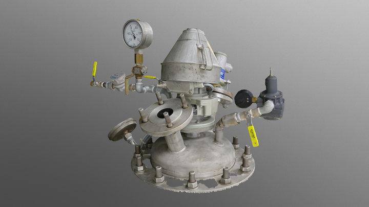 Ruehrer_fusion_filtered 3D Model