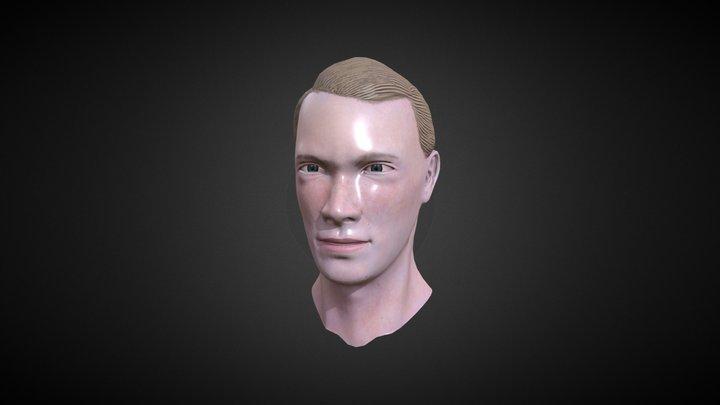 Bust Sculpting 3D Model
