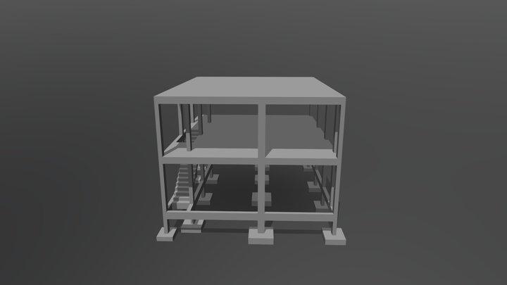 Arquivo Para Sketcfab 3D Model