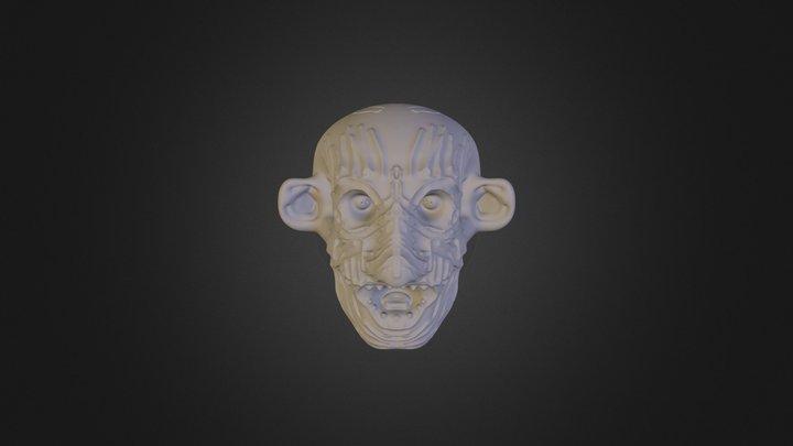 El Rostro 3D Model