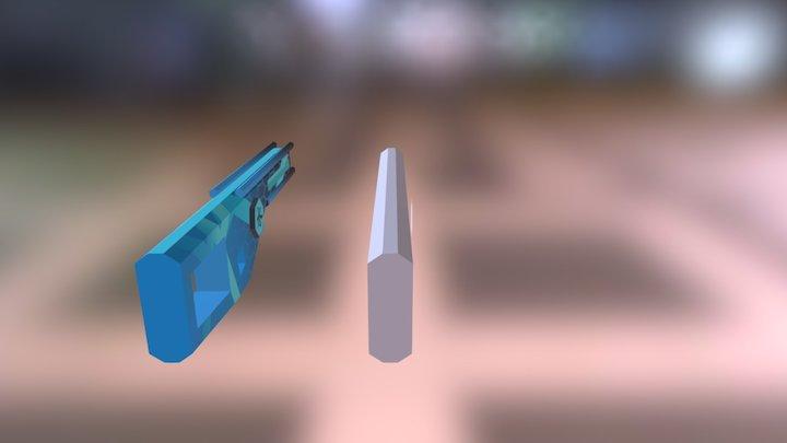 Riversal Shadowstalker 3D Model