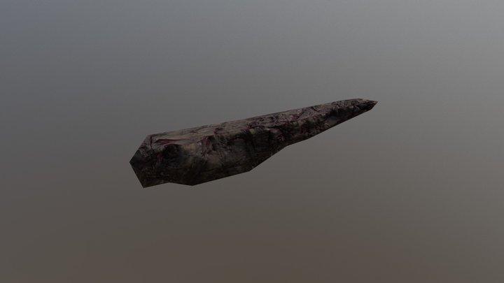 Cliffs 3 3D Model