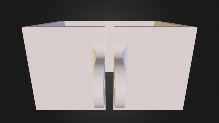 Go Pro Frame V2 1 3D Model