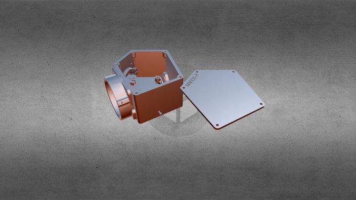 Uvex3-32 Eclate 3D Model