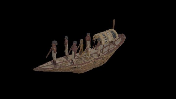 Boat Model 3D Model