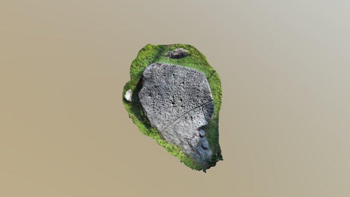 Judaculla Rock - July 2017 UAS Imagery 3D Model