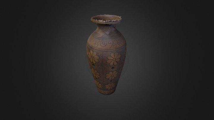Vase02 3D Model