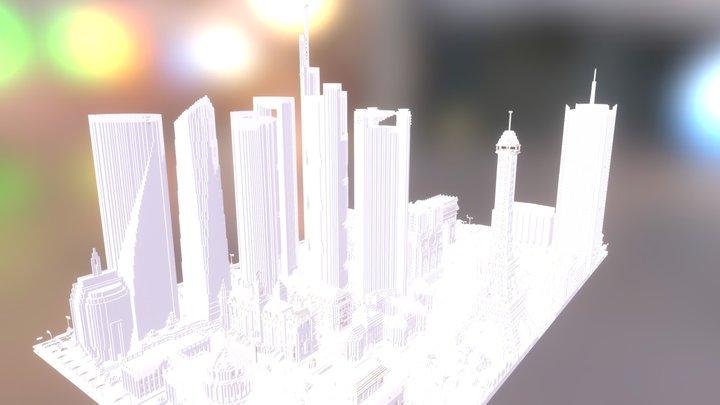World of world 3D Model