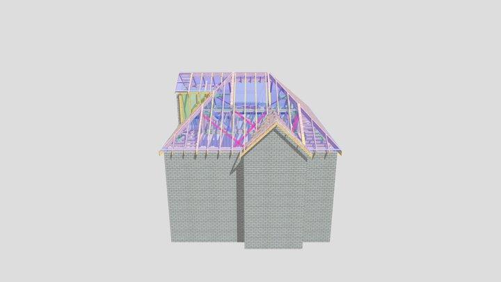 200133F 3D Model