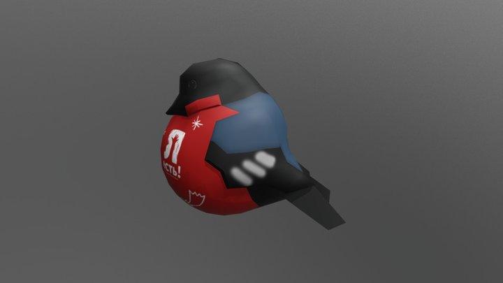 Snegir 3D Model