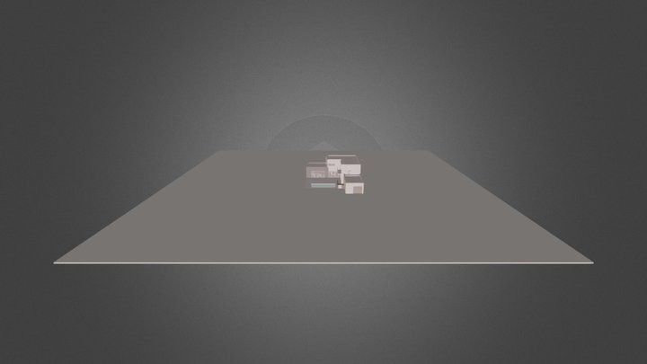Maison Noe - Noe House 3D Model