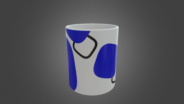 Shopify Mug-11oz Test Simple Bake Export 3D Model