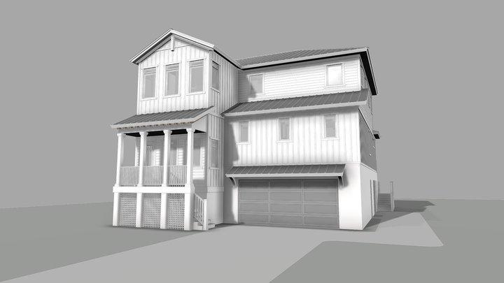 North Naples 3D Model