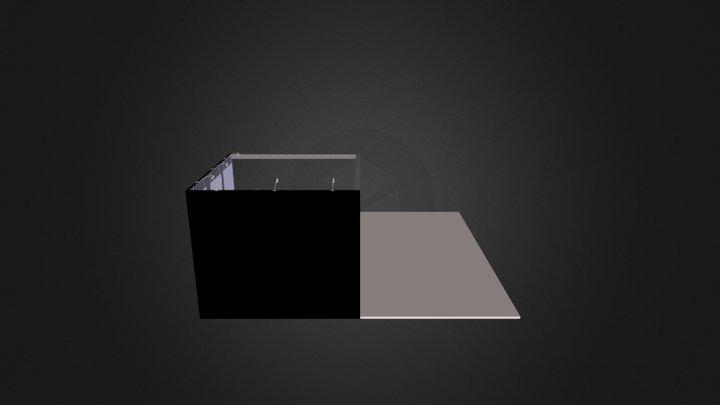 Kakemono 3D Model