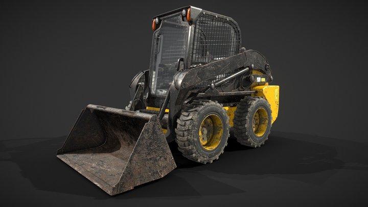 New Holland L218 (Dirt) 3D Model