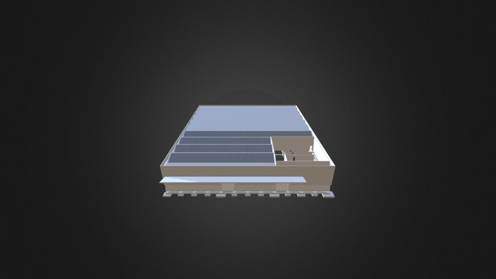 CSF Inox SpA - New production facility 3D Model