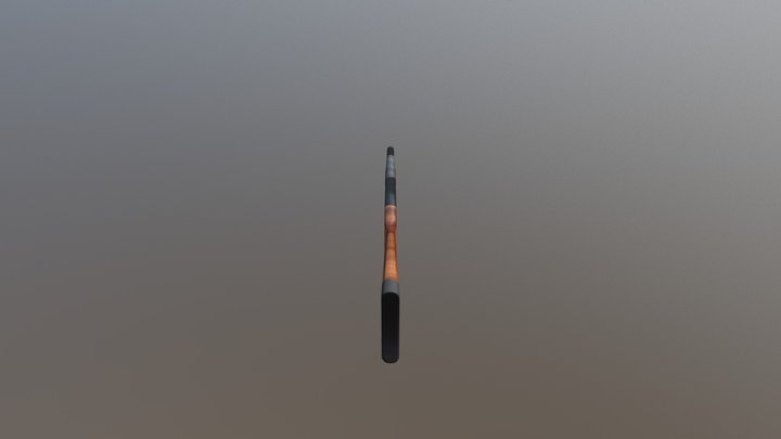 M870 Shotgun 3D Model