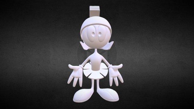 Marvin 3D Model