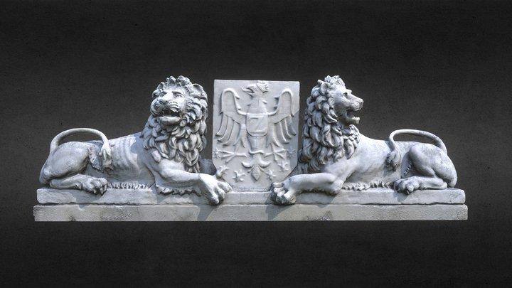COL - workshop #1 - Znojmo Lions 3D Model