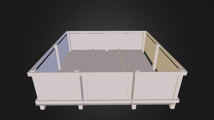 Garden 1 3D Model