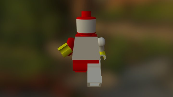 Improved Assembly 3D Model
