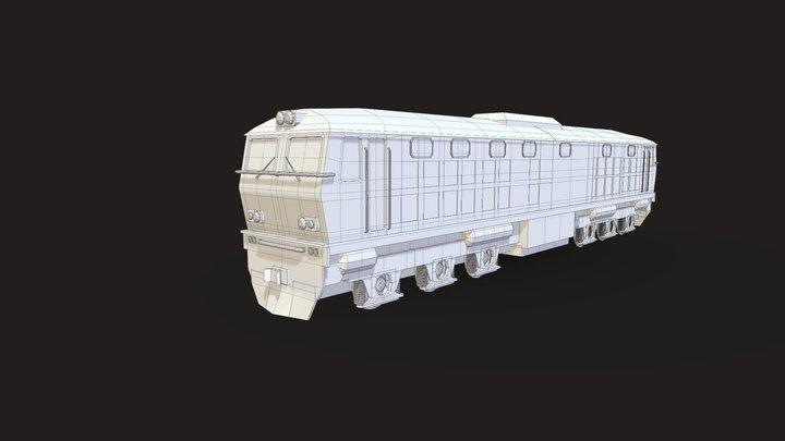 Alstom 3D Model