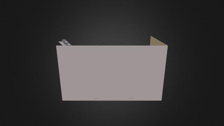 Alchemist's House 3D Model