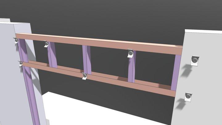 Control Window 00 3D Model