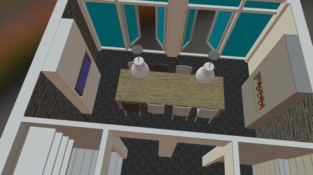 stationsweg 27 3D Model