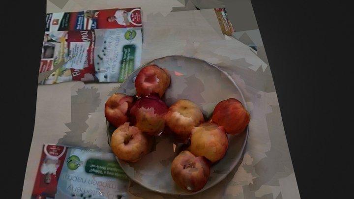 apples3 3D Model