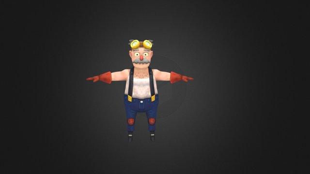 TheCreator 3D Model