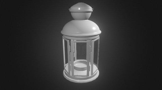 Ikea lamp 3D Model