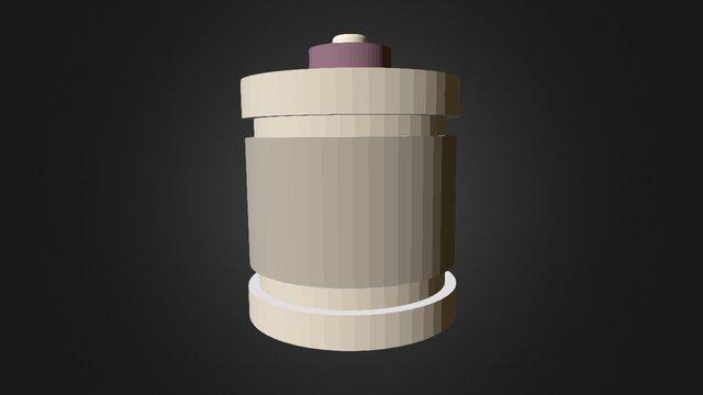 SingleCapTest 3D Model