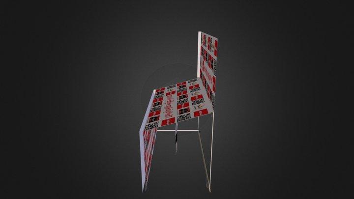 Selfiboot 3D Model