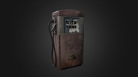 Gas Dispenser 3D Model