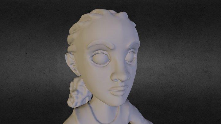 Alyssa Model 3D Model