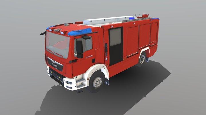 heros 3D Model