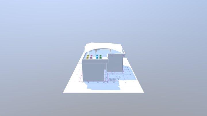 kk 3D Model