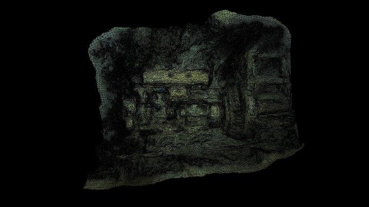 Engine (meshed) 3D Model