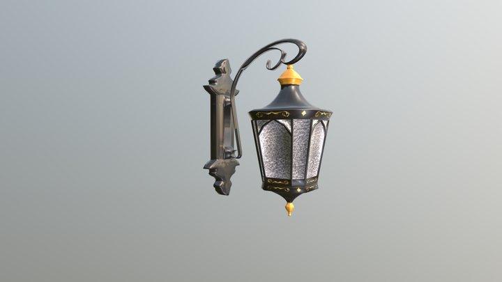 Gothic Light 3D Model