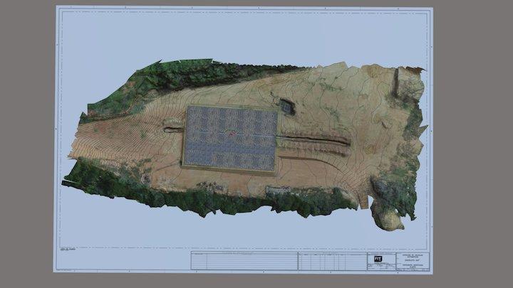 Estación de Válvulas Automáticas 3D Model